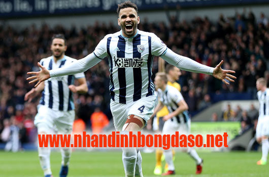 West Brom vs Derby County 23h00 ngày 8/7 www.nhandinhbongdaso.net