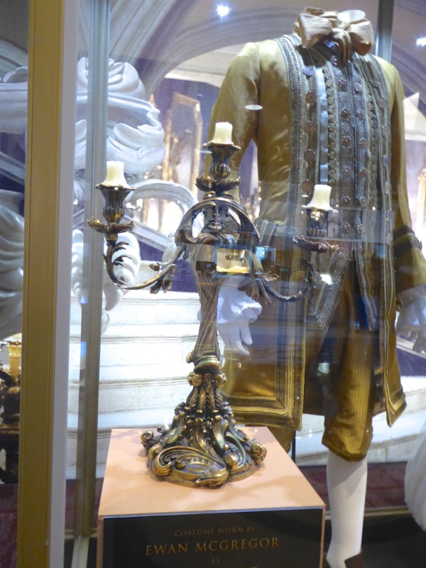 Lumiere candlestick costume Beauty and the Beast