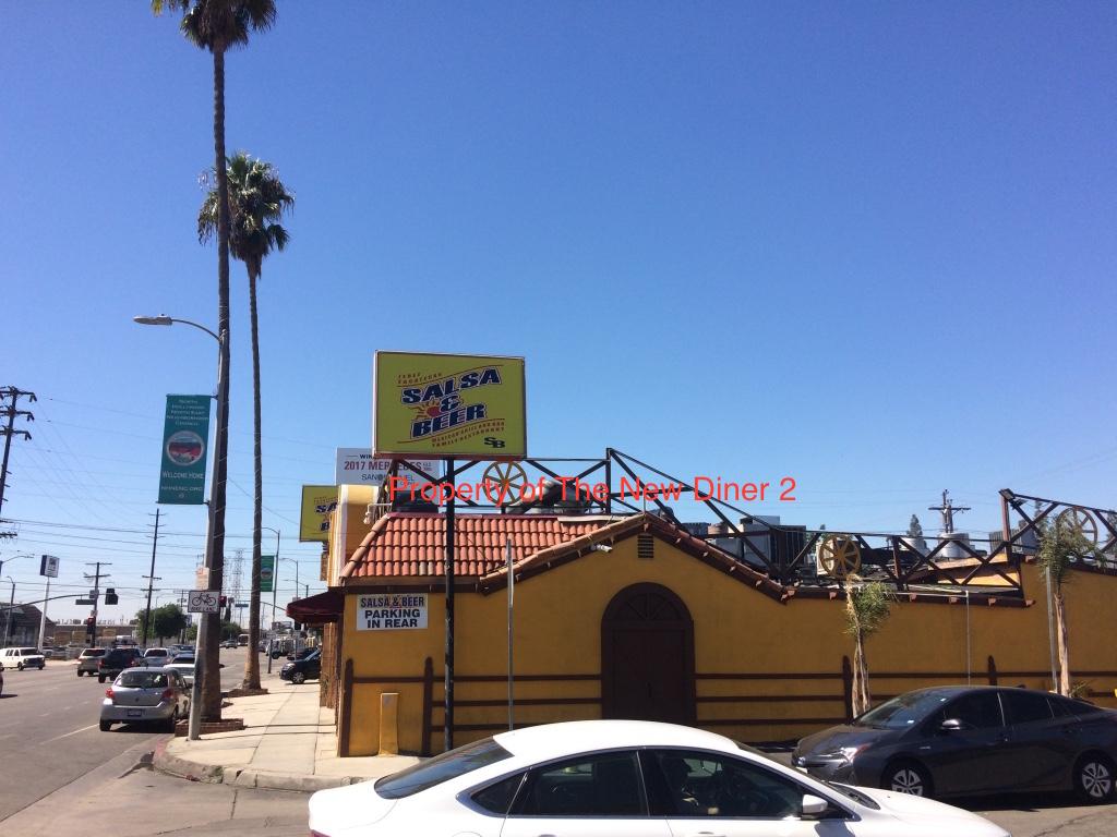 The New Diner 2 Salsa Beer