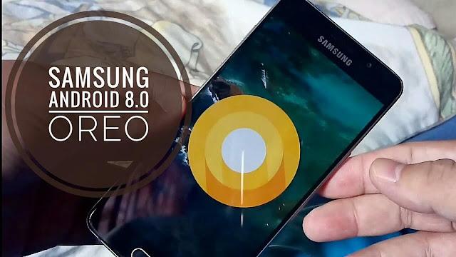 قائمة هواتف سامسونج التي ستحصل على تحديث اندرويد اوريو 8.0