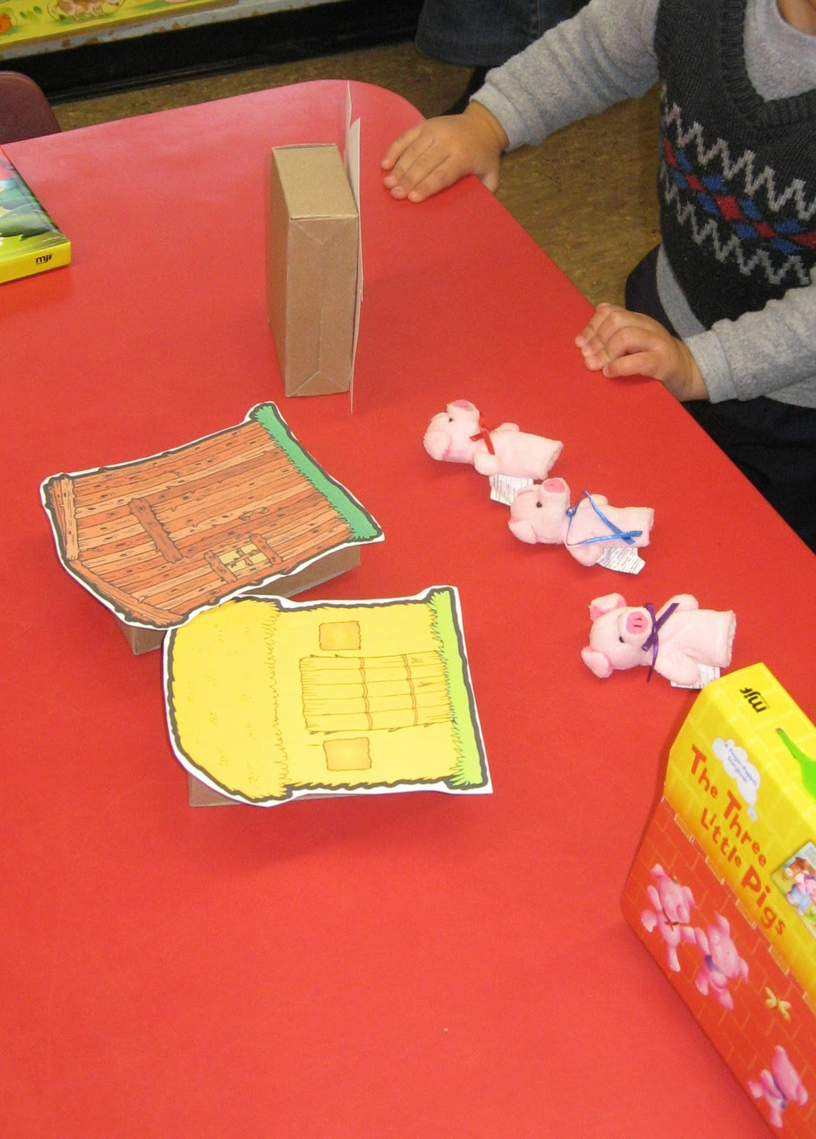 Strongstart Our Many Ways Of The Three Little Pigs