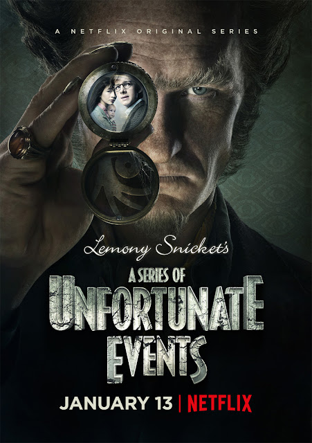 A Series of Unfortunate Events (2017-) ταινιες online seires xrysoi greek subs