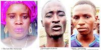 WOMAN SLUMPS, DIES AFTER FSARS ARRESTS SON