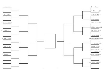 Bracket Template Thank you to erin,
