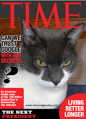 TIME Purrson of the Year!