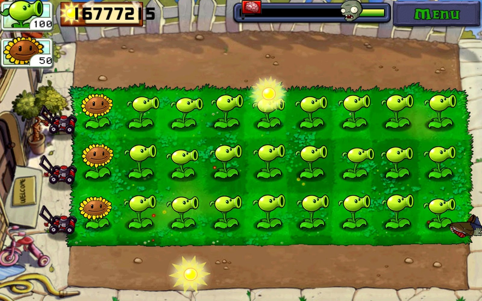Plants Vs Zombies Mods