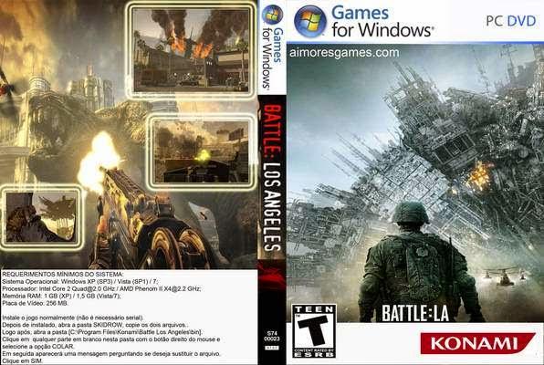 Battle: Los Angeles (Video Game 2011) - IMDb