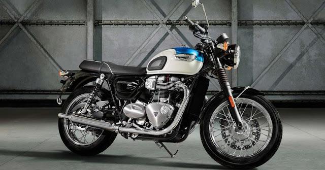 Triumph Bonneville T100 price