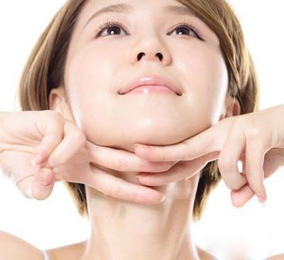 Cara Untuk Hapuskan Double Chin @ Dagu Berlapis