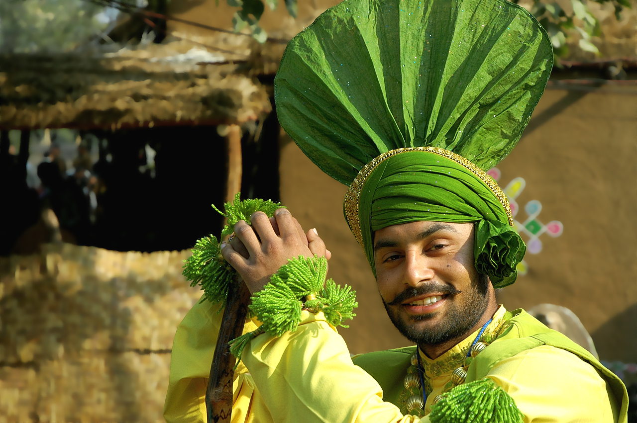 Costume Of Punjab Punjabi Dress Traditional Dress Of