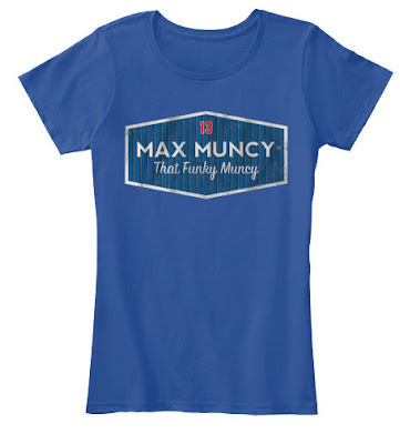 Max Muncy That Funky Muncy T Shirt