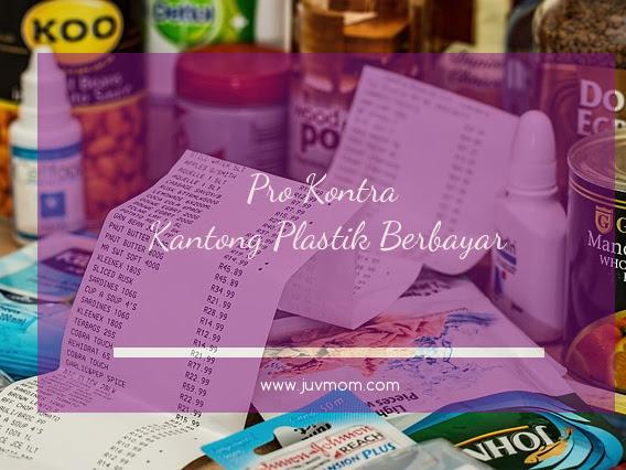 Pro Kontra Kantong Plastik Berbayar