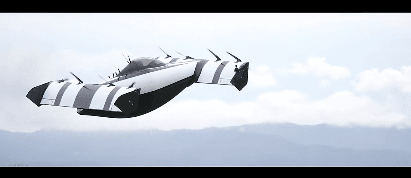 BlackFly, A Single-Seat Flying Aircraft