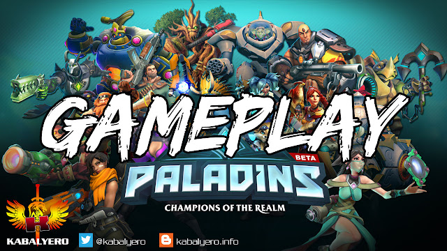 Let's Play Paladins (10/15/2017) Reduced Ping With WTFast But Game Was Still Laggy