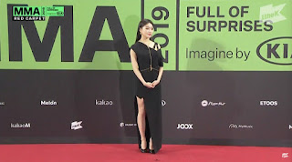 Melon Music Awards 2019 chungha