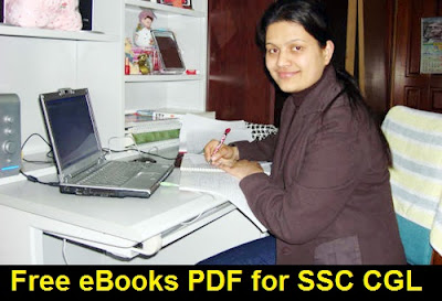 Download Free eBooks PDF for SSC CGL Exams