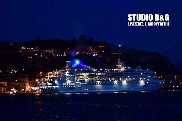 Ο θαλάσσιος τουρισμός μοχλός ανάπτυξης για το Ναύπλιο, την Αργολίδα και την Πελοπόννησο (βίντεο)