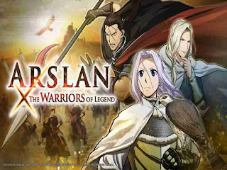 Arslan The Warriors Of Legend Game Free Download
