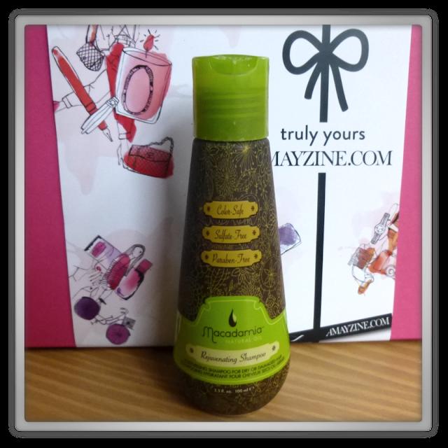 Macadamia - Rejuvenating shampoo