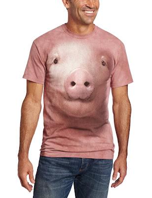 Creative Animals T-Shirt Design-6
