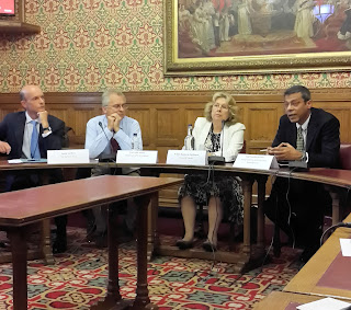 Pawanexh Kohli speaking at House of Lords