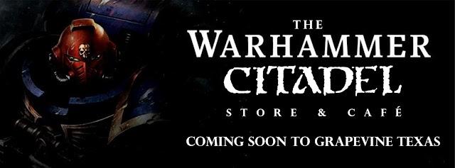 Warhammer Cafe Updates, Facebook, etc