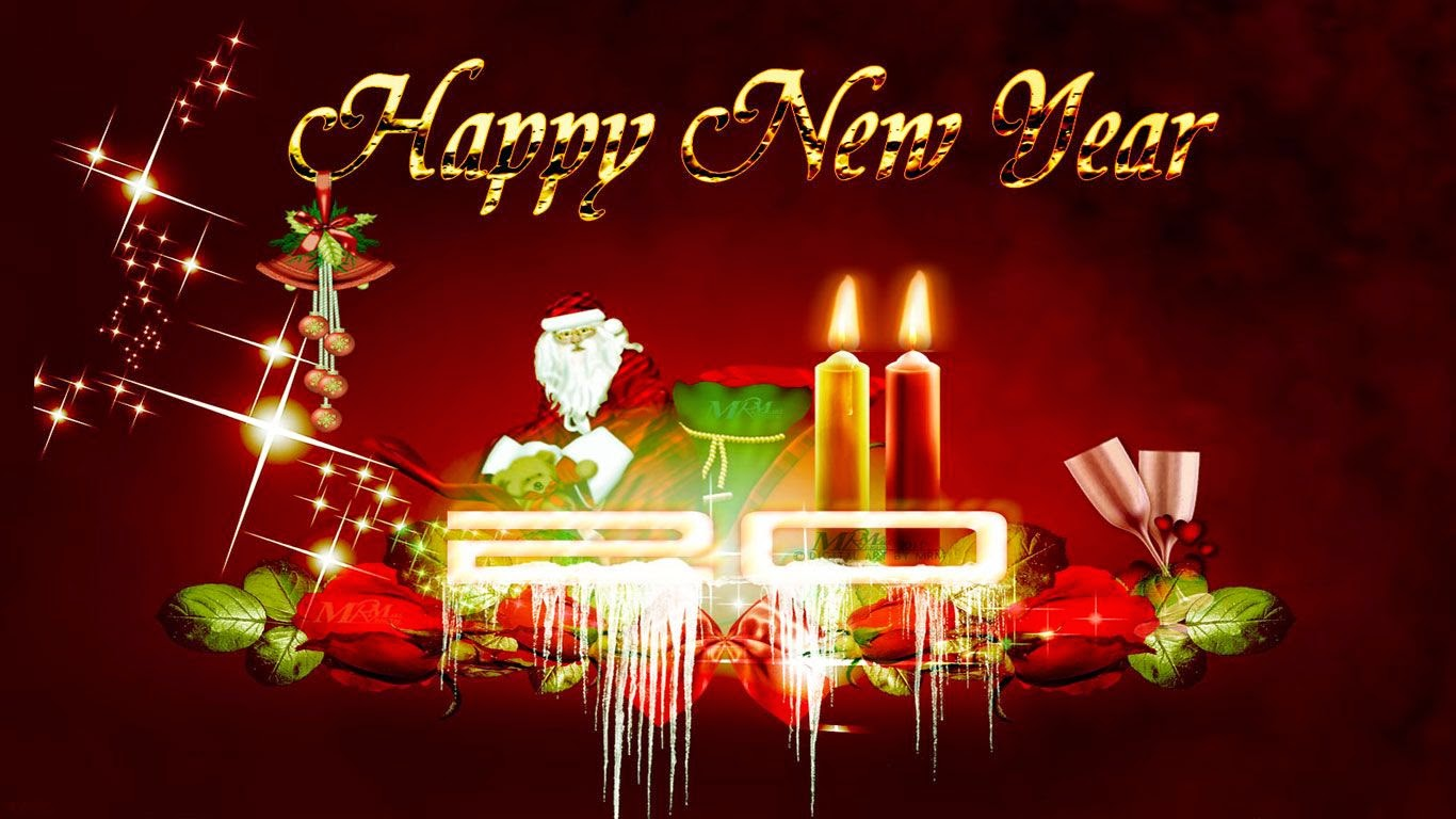 Happy New Year Pictures 2019 For Whatsapp, Facebook, BBM 3D
