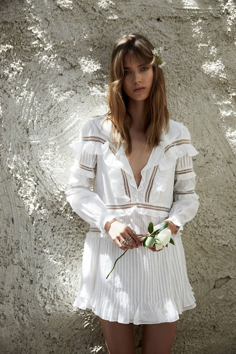 For Love & Lemons Wedding Dress 2017 Collection