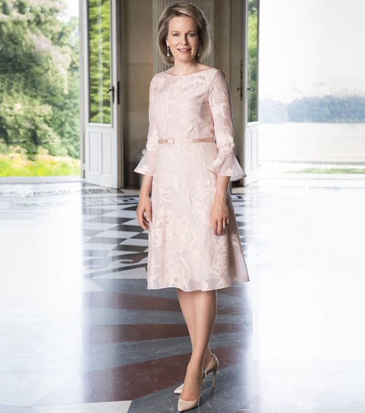 Queen Mathilde born Mathilde Marie Christiane Ghislaine d'Udekem d'Acoz on 20 January, is the Queen of the Belgian