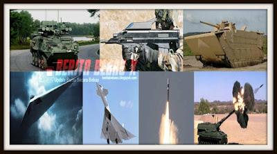 7 senjata perang super mahal, Berita Bebas, Ulasan Berita, Teknologi,