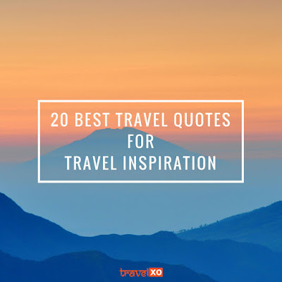 Cover Photo: 20 Best Travel Quotes For Travel Inspiration
