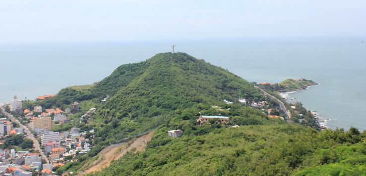 Núi Nhỏ Vũng Tàu (núi Tao Phùng)