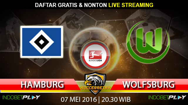 Prediksi Hamburg vs Wolfsburg 07 Mei 2016 (Liga Jerman)