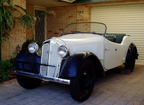 DKW Auto-Union Project: Surviving DKW Cars In Australia