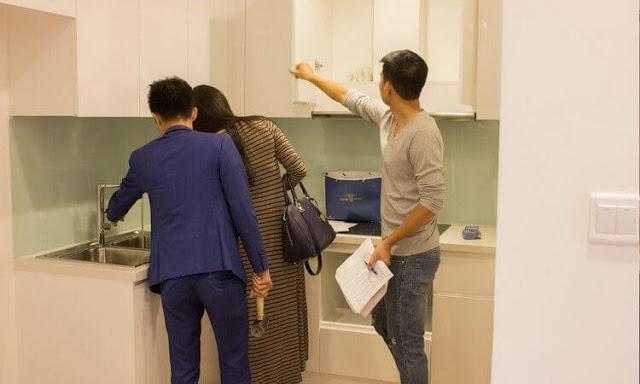 Bàn giao căn hộ tại Chung cư Booyoung Hình2