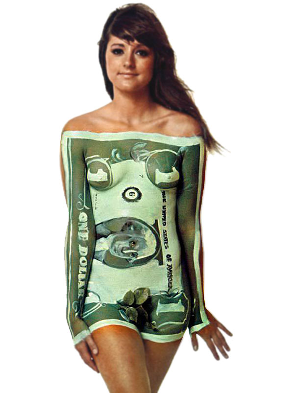 Body Paintings Hot Pictures 2011 Body Paint Tattoos