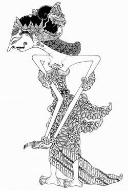 Terpopuler 27 Gambar Sketsa Wayang