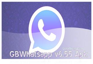 GBWhatsapp v6.55 Apk Download