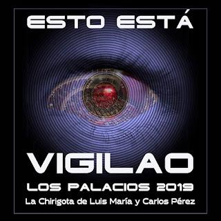 Esto esta vigilao (Chirigota). COAC 2019