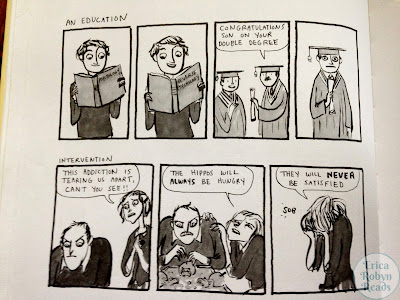 Hark! A Vagrant by Kate Beaton Education and Intervention
