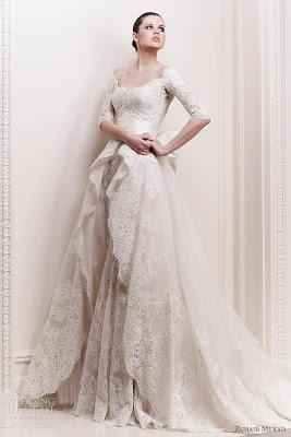 zuhair+murad Un po' di abiti da sposa...Uncategorized