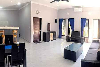 Bali Bungalow rental on the City