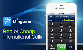 Download Dingtone app for free calls