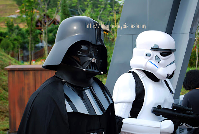 Star Wars Event at Legoland Malaysia
