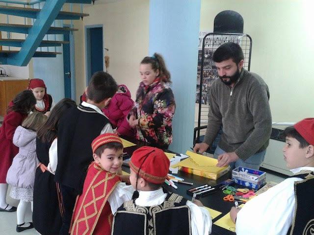 Αποκριάτικη εκδήλωση στη Φαλάνη Λάρισας (ΦΩΤΟ)