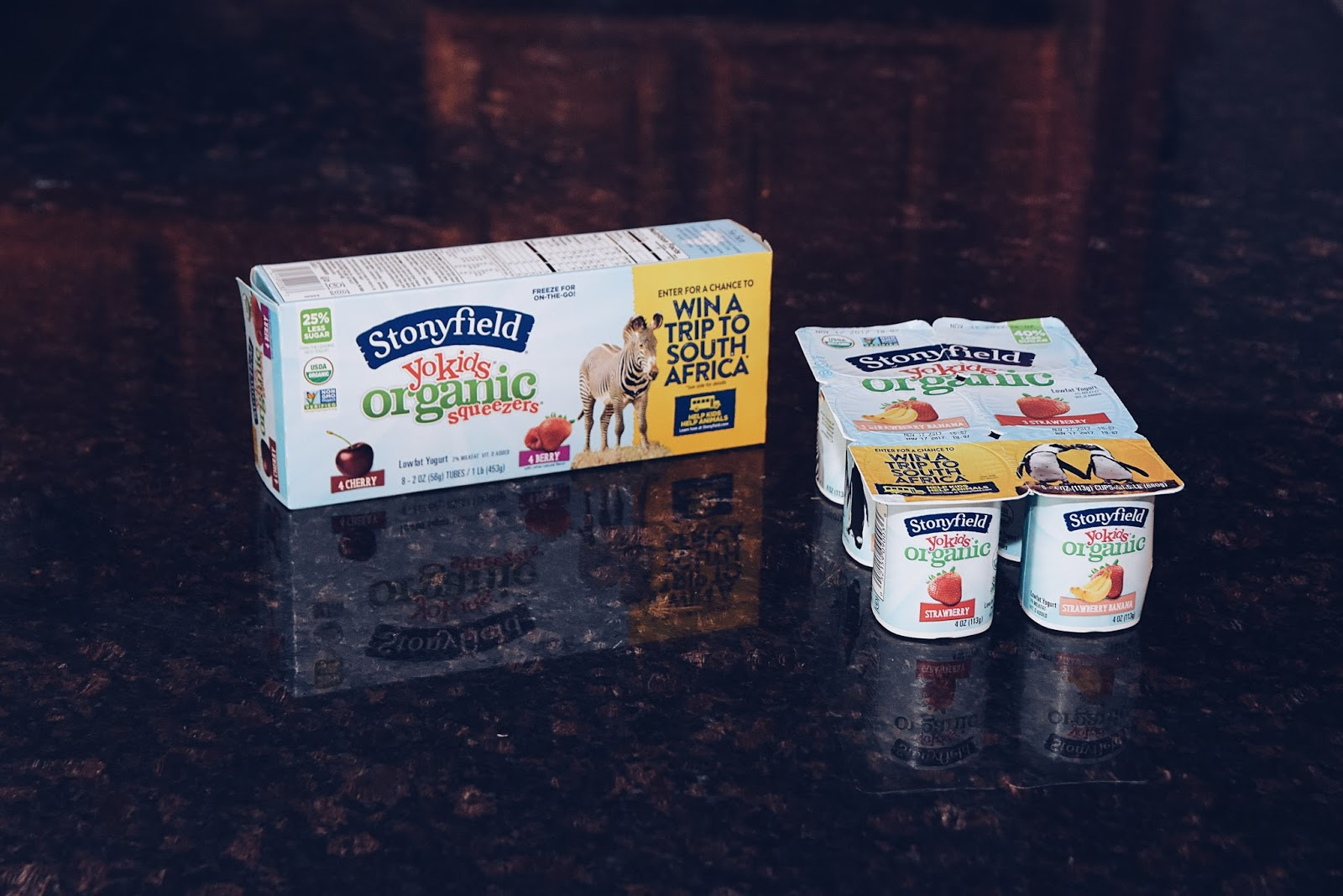 The Snacks You Can Feel Good About by Mari Estilo ft. Stonyfield® Organic YoKids®