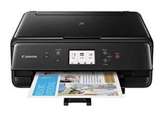 Canon Pixma TS6120 Wireless Printer Driver Download