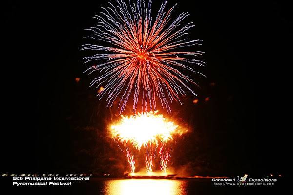 Spain - 5th Philippine International Pyromusical Competition - Schadow1 Expeditions