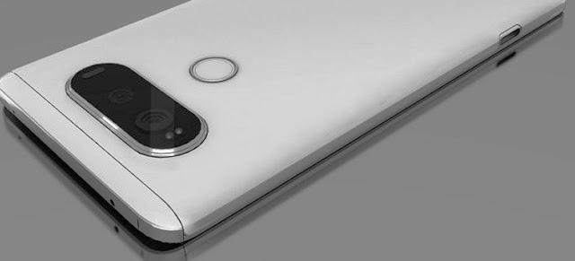 مواصفات وسعر LG V30 بثلاثة كاميرات خلفية وشاشتين بالصور والفيدو