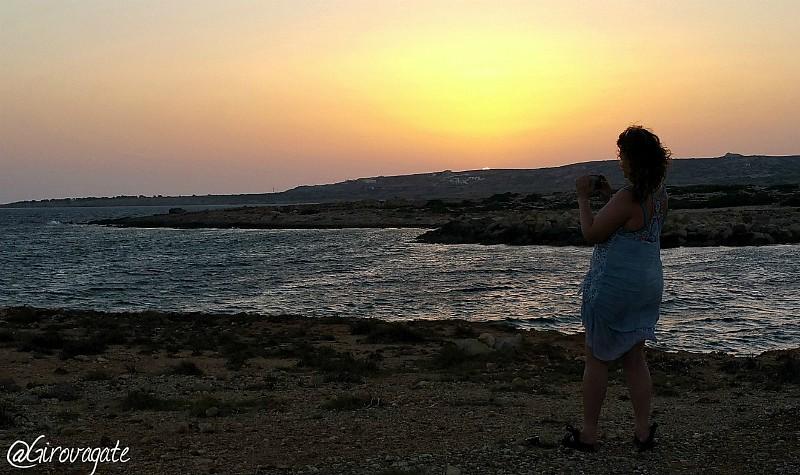 tramonto sud karpathos